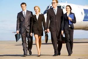 viagem corporativa